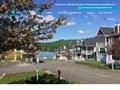 Condos Lac Archambault à Saint Donat au Québec