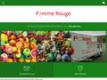 Pomme Rouge : distribution et livraison de fruits et légumes