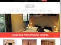 L'Auberge Provençale : hôtel à Menton