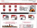 Toyota Material Handling France : spécialiste de la manutention et du matériel de levage
