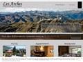 Hôtel les Arches : appartements touristiques près des Pyrénées
