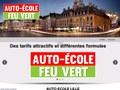 Ecole de conduite à Lille