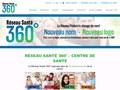 Réseau Santé 360 : neuropsychologie et psychologie au Québec