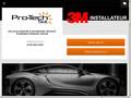 Protechsol : pellicules et films solaires pour les fenêtres