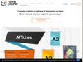 Fabrik Graphik : imprimez et créer vos support de communication à bas prix