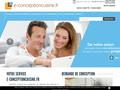 E-conceptioncuisine : conception de cuisine en ligne