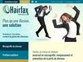 Hairfax : greffe de cheveux