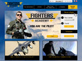 Fighters Academy : simulateur avion