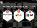 Meilleur Antivirus : solution pour logiciel espion