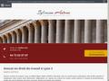 Maître Sylvaine Astruc : avocat pour rupture conventionnelle à Lyon 2ème