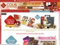 Colis Gourmands : paniers garnis sucrés
