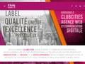 Clubcities : création de site web
