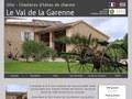Le Val de la Garenne : gite et chambres d'hôtes de charme dans le Tarn