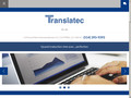 Translatec : traduction de l'anglais vers le français