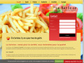 La Sartoise : frites à Nivelles