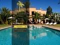 Les Palmiers de l'Oasis : villa à Marrakech