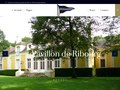 Pavillon de Ribourg : pavillon de chasse à l'anglaise