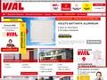 Vial Habitat : menuiseries aluminium, PVC et bois