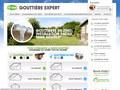 Gouttière Expert : kits gouttière PVC et zinc