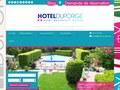 Hôtel du Porge : hôtel en Aquitaine près de Lacanau
