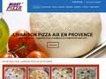 Aix Minute Pizzas : pizza a emporter ou à se faire livrer sur Aix