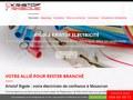 Kristof Rigole : dépannage électrique à Mouscron