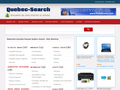 Quebec Search : annuaire de sites internet et articles
