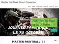 Master Paintball 13 : paintball non loin d'Aix-en-Provence