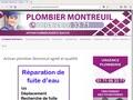 Professionnel du dépannage de chauffe-eau à Montreuil
