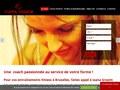 Ioana Grasim : entraînement fitness à Bruxelles