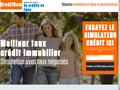 Crédit Domus : simulateur de crédit