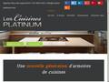 Salles de bain et armoires de cuisines Platinum