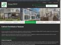 Philippe Prévot : cabinet d'architecture à Toulouse - conception maison