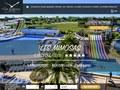 Les Mimosas : camping de luxe en Languedoc-Roussillon