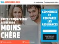 Via Assurance : comparateur d'assurances