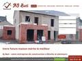 AJ Bati : maçonnerie à Binche