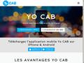 Yo Cab : taxi moto