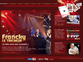 Magicien close up � Paris Francky Le Tricheur