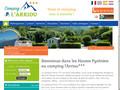 L'Arriou : camping dans les Pyrénées
