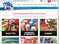 Bonbon Shop : vente de bonbons en gros
