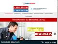 Plombier à Beauvais