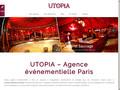 Utopia Paris : agence événementielle à Paris