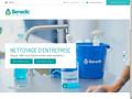 Benedic : société de nettoyage à Charleroi