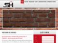 SH Construct : parachèvement à Charleroi