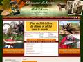 Annuaire des offres de chasse et de pêche