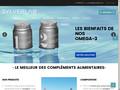 Laboratoire Sylverlab : compléments alimentaires à base d'huile de poisson
