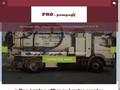 Pro Pompage : vidange et curage de votre fosse septique à Villeurbanne