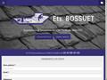 Ets. Bossuet : travaux de toiture à Courbevoie