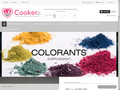 Cooker : colorants alimentaires
