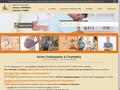 Ludivine Cahoreau : ostéopathe pour femme enceinte à Chambéry